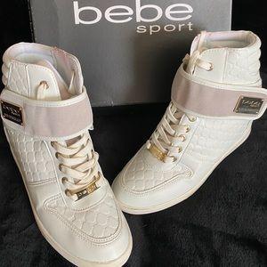 Bebe sport Colby Wedge Sneaker